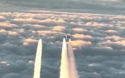 Máy bay chở khách mất liên lạc, 2 tiêm kích bay áp sát đánh chặn