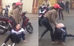 2 cô gái túm tóc, lột đồ nữ sinh lớp 10 bị phạt hành chính