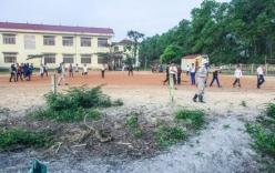 Phát hiện bom bi và lựu đạn trong khuôn viên trường