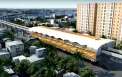 Tàu đường sắt Cát Linh - Hà Đông vận hành thế nào?