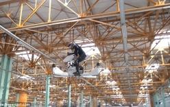 Môtô bay như trực thăng vận hành ấn tượng, sắp ra mắt