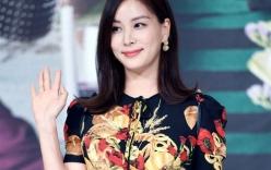 Bà xã Jang Dong Gun trở lại màn ảnh sau 10 năm vắng bóng