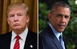 Trump trách Obama vì