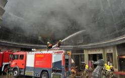 Trung Quốc: Khách sạn cháy lớn, 10 người thiệt mạng