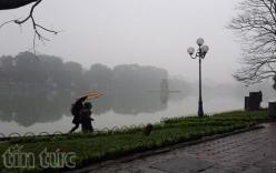 Bắc Bộ mưa rét, nhiều nơi rét đậm rét hại