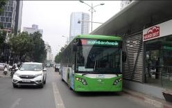 Buýt BRT sẽ giữ vai trò
