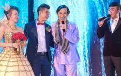 Hoài Linh, Đàm Vĩnh Hưng tham dự đám cưới