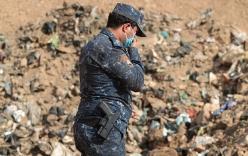 Phát hiện mộ tập thể lớn nhất ở Mosul