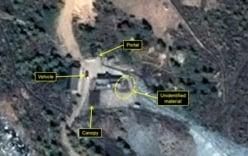 Phát hiện dấu hiệu nghi ngờ Triều Tiên sắp thử bom hạt nhân