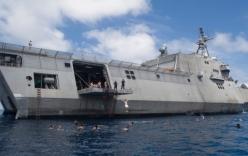Công bố ảnh các tàu chiến Mỹ hoạt động ở Biển Đông