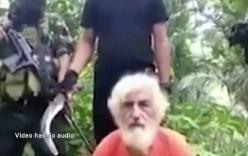Video: Phiến quân Hồi giáo chặt đầu con tin người Đức