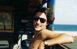 Thủ tướng Canada gây sốt vì quá đẹp trai trong ảnh thời trẻ