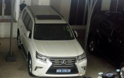 Cà Mau trả lại 2 xe Lexus được tặng theo chỉ đạo của Thủ tướng