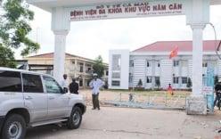 Trưởng khoa bệnh viện tử vong bất thường trong phòng trực