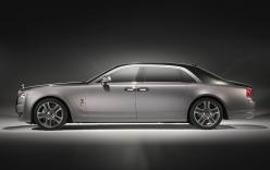 Siêu xe Rolls-Royce được sơn bằng kim cương