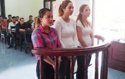 3 phụ nữ xông vào trường đánh ghen, làm nhục cô giáo lĩnh án
