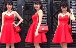 Bà mẹ 4 con Minh Hà bật mí bí quyết riêng khi chọn trang phục