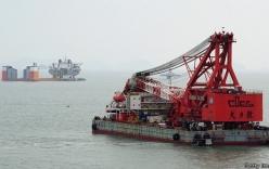 Hàn Quốc trục vớt được phà Sewol sau 3 năm thảm họa