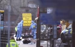 Thủ tướng Anh ở cách hiện trường vụ khủng bố chỉ 40 mét