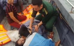 Đắm tàu cá trên vịnh, 4 người trong một gia đình thương vong