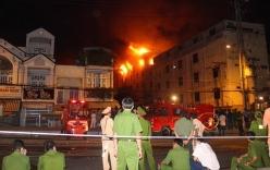 Cháy lớn ở Cần Thơ: Công ty than chữa cháy kém, cứu hỏa kêu thiếu nước