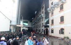 Tin mới liên quan đến vụ cháy lớn kéo dài 4 ngày ở Cần Thơ