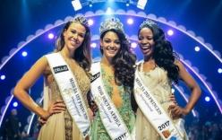 Nhan sắc xinh đẹp của tân Hoa hậu Nam Phi 2017