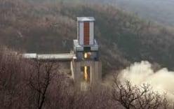 Mỹ: Triều Tiên lại thử động cơ tên lửa đạn đạo