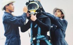Vụ chìm tàu 9 người mất tích: Thợ lặn tiếp cận xác tàu ở độ sâu 30 m