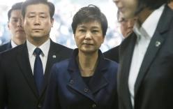 Hàn Quốc phát lệnh bắt bà Park Geun-hye