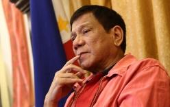 Nghị sĩ đòi luận tội ông Duterte vì không chịu ngăn Trung Quốc ở Biển Đông