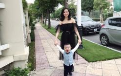 Tâm Tít tiết lộ đang mang bầu con trai 5 tháng