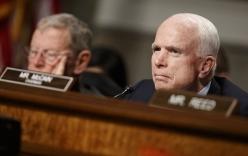 John McCain hoan nghênh Trump vì quyết định tấn công tên lửa vào Syria