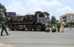Tai nạn giao thông, 2 mẹ con chết thảm dưới gầm xe tải
