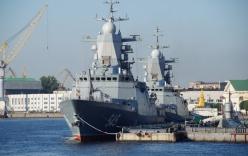 Nga điều thêm loạt tàu chiến tới Syria sau vụ tấn công tên lửa của Mỹ