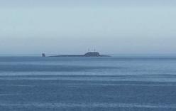Nghi tàu ngầm lạ xuất hiện, máy bay, tàu Mỹ quần thảo liên tuc