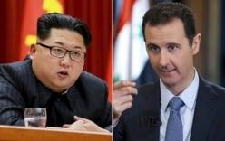 Kim Jong-un trực tiếp chỉ trích Mỹ vì tấn công tên lửa Syria