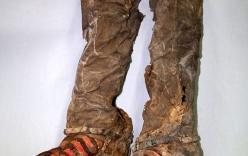 Giải đáp bí ẩn xung quanh việc xác ướp nghìn năm tuổi đi giày Adidas