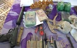Dùng súng K59 cướp tiệm vàng rồi bắn trả công an khi bị vây bắt