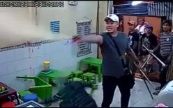 Bắt 1 nghi phạm trong nhóm giang hồ xịt hơi cay, đập quán kem
