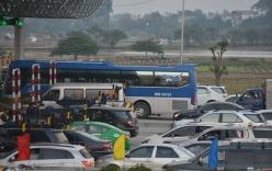 Nếu ùn tắc giao thông tại trạm thu phí dịp 30/4, sẽ mở barie tháo khoán