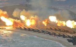 Triều Tiên tập trận pháo binh quy mô lớn nhất lịch sử
