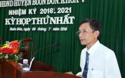 Kiểm điểm chủ tịch huyện vụ bổ nhiệm em trai bí thư