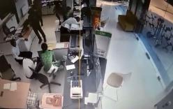 Toàn cảnh vụ cướp hơn 2 tỷ tại Ngân hàng Vietcombank Duyên Hải