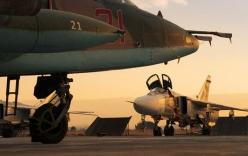 Nga rút một nửa máy bay ở Syria về nước