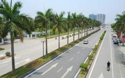 Mục sở thị con đường 1.543 tỷ đồng ở Hà Nội