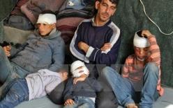 Nhiều dân thường thiệt mạng do các cuộc không kích tại Syria