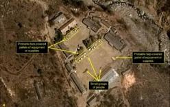 Triều Tiên hoạt động bất thường ở bãi thử hạt nhân