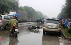 Mở cửa ô tô bất cẩn khiến 2 chết oan, tài xế vẫn ung dung bỏ đi