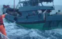 Đài Loan bắn cảnh cáo tàu cá Trung Quốc, 2 ngư dân bị thương